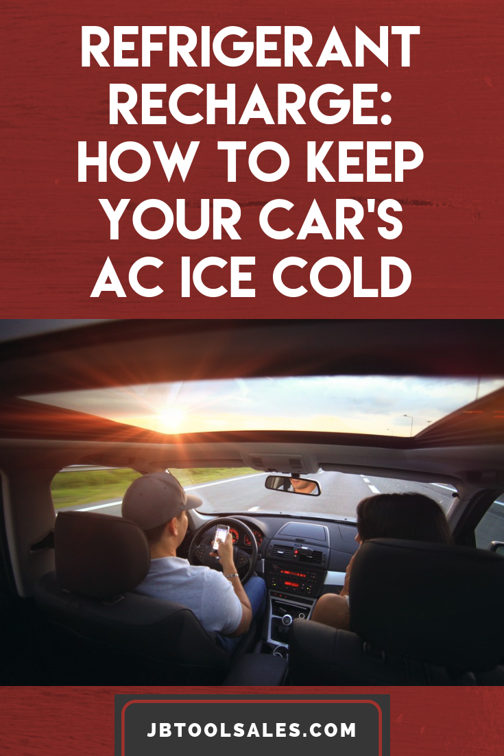Refrigerant Recharge How To Keep Your Car S Ac Ice Cold