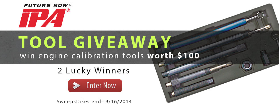 Tool Giveaway