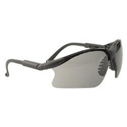 Gateway Safety 16GB83 Scorpion Black/Gray Lens Safety Glasses